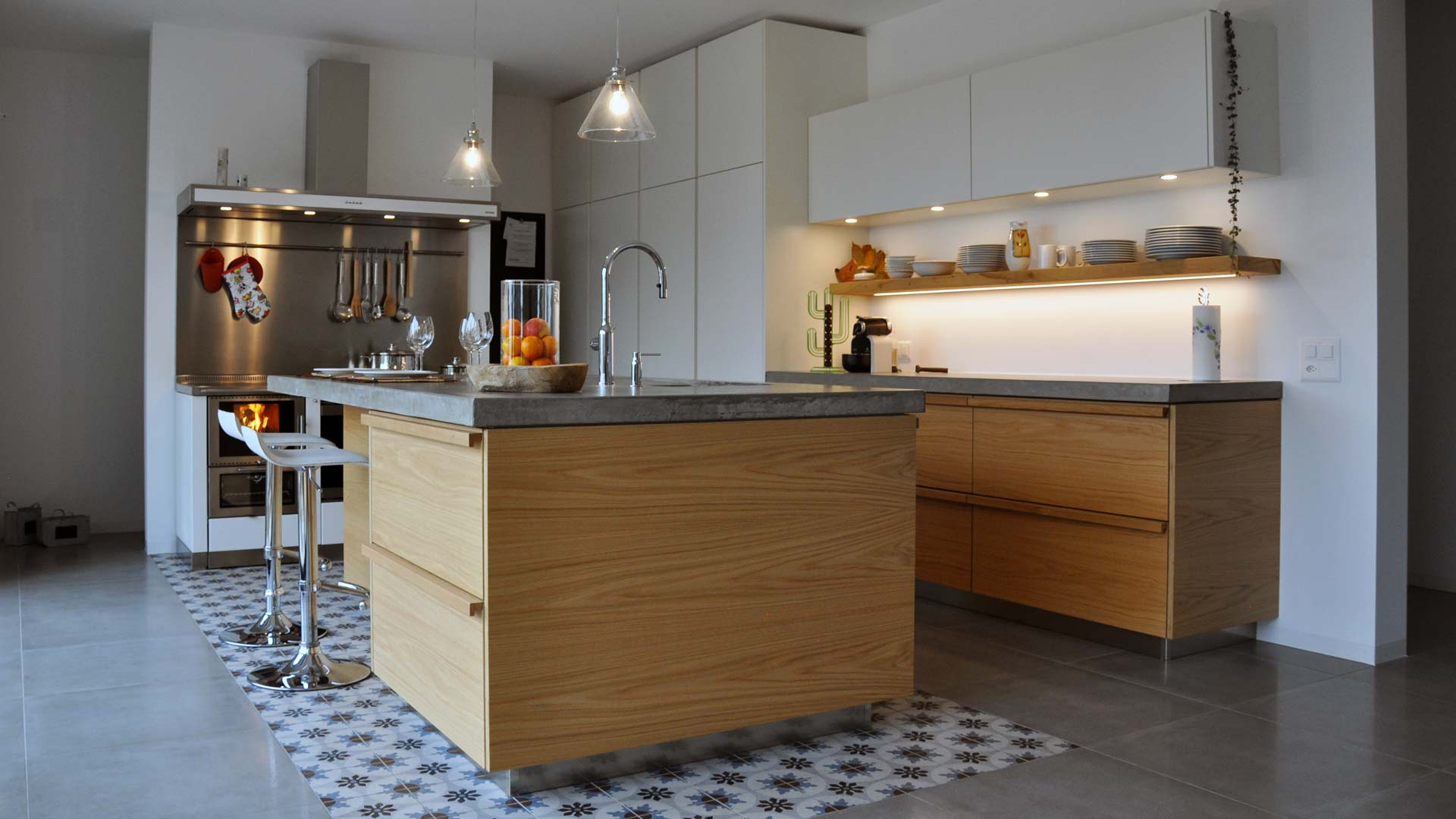 Pittori Cucine Moderne.Pittori 1931 Cucine Realizzazioni Su Misura Pittori 1931